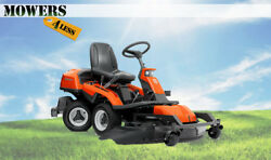 Husqvarna r322t Articulating Lawn mower with 48