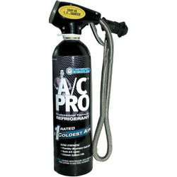AC PRO ACP-100 Professional Formula R-134a Ultra Synthetic Air Conditioning Re