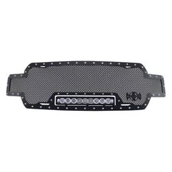 Royalty Core Led Grille For F150 Ford 2018 2019 Rc1x Black 15784