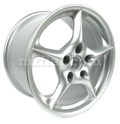 For Porsche 911 Type 993 996 Wheel 8x18 Style 241 Made In Italy