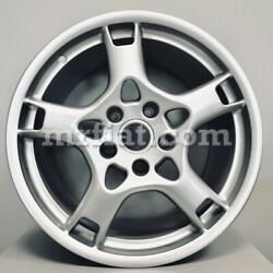 For Porsche 911 Type 993 996 997 Wheel 8x18 Style 331 Made In Italy