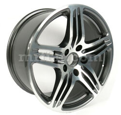 For Porsche 911 Type 993 996 997 Wheel 8x18 Style 458 Made In Italy