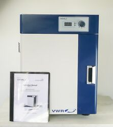 Vwr Forced Air Incubator Model 414004-598 - Excellent Condition Ref 39754