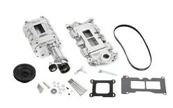 Weiand 6508-1 Pro-Street SuperCharger Kit