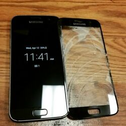 Samsung Galaxy S3 S4 S5 Note 2 Note 3 Note 4 Front Glass / Screen Repair Service
