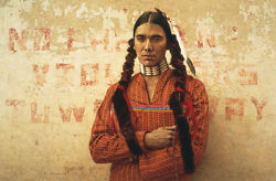 James Bama Contemporary Sioux Indian Le Edition Giclee Canvas Signed Native