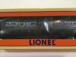 Lionel® Allied Model Trains Dept 56® Holly Brothers 3 Dome Tank Car - Brand New