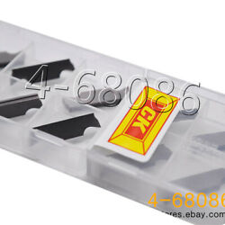 50pc Mggn300-m 1125 Cnc Sharp Groove Type 3mm Width Cutting Steel Stainless Mggn