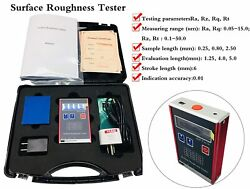 Surface Roughness Tester Surface Profile Gauge With Ra Rz Rq Rt Oled Display