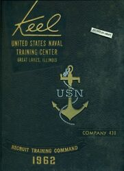 1962 U. S. Navy Basic Training School Yearbook, 430, The Keel, Great Lakes, Il
