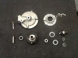 Bmw Motorcycle R75 Final Drive With Drum Brake - I=3711=336 - Rebuilt To New