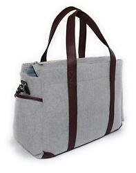 Designer Diaper Bag Large and Durable Gender Neutral Tote Bag Includes Chang $27.49