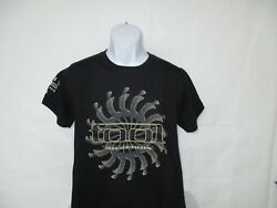 Tool Spectre Spiral Vicarious Black Band T-Shirt - Adult Sizes S - XL NEW