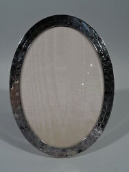 Frame - 19798 - Picture Photo Antique Oval - American Sterling Silver