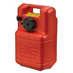 Marine Boat Fuel Tank Portable Gas Can 6 Gallon Storage Gasoline Low Container