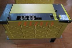 One Used Fanuc A06b-6121-h045h550