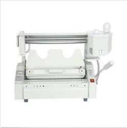 New Desktop Manual Hot Glue Book Binding Binder Machine 11.6and039and039andtimes16.5and039and039 297andtimes420mm