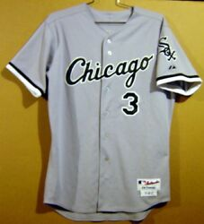 Chicago White Sox Harold Baines 2011 Mlb Road Jersey