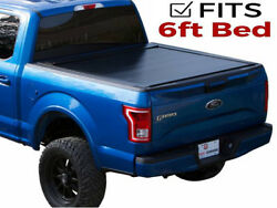 Pace Edwards Bedlocker Tonneau Truck Bed Cover 2015-2016 Colorado Canyon 6 FT
