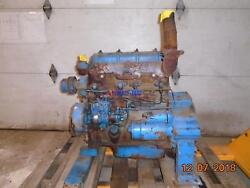 Oliver Wk Vrd155 Engine Complete Mechanics Speacial Non Running Core