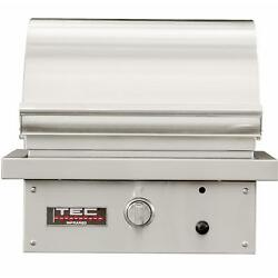 Tec Sterling Patio Fr 26-inch Built-in Infrared Natural Gas Grill