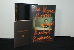 Rachel Kushner / The Mars Room / Signed First Edition/printing Indiespensable