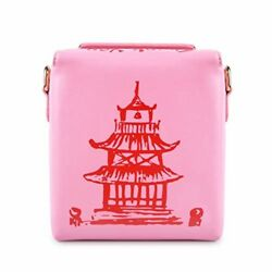 Fashion Crossbody Bag Ustyle Chinese Takeout Box Style Clutch Bag for Girl