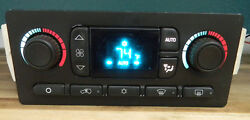 Chevy Truck AC Heater Climate Control 03-04 15137655 Tahoe Yukon  L1018655
