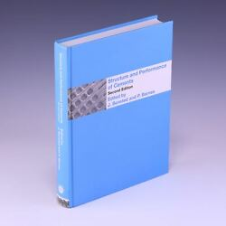 Structure And Performance Of Cements, Second 2nd Ed By P. Barnes And J. Bensted
