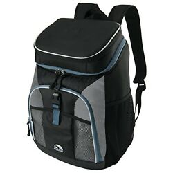 Igloo MaxCold Coolers Leak-Resistant Antimicrobial Liner Stay Cool Long Backpack