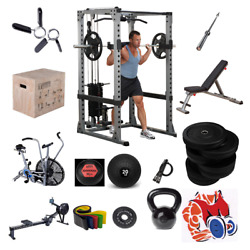 Home Gym Equipment Weight Training Exercise Fitness Strength Machine Workout