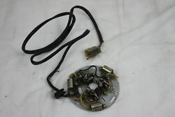 Suzuki Gt750 Lemans Ignition Ponts Plate Timing Spark Contact Breaker