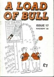 Fanzine Football Wolves Supporters Magazine A Load Of Bull - Various Issues