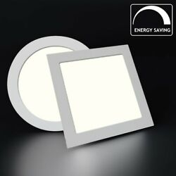 Dimmable 6W 9W 12W 15W 18W LED Recessed Ceiling Panel Down Lights Bulb Fixture T
