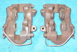 1965 1966 1967 Mustang Fastback Convertible Gt A Shelby Orig Disc Brake Calipers