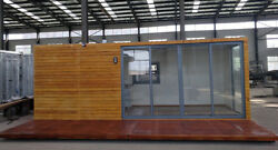 20 Foot Prefab Home Container Cottage Cabin Startup Shed BOXING WEEK SPECIAL