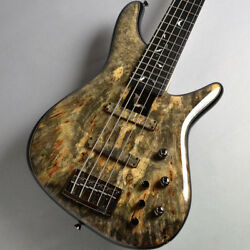Sugi NB5E A BUE  ASH Natural OBP-3 equipped with 5-string model (21065