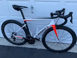 2018 Specialized SWorks Tarmac SL6 Shimano Dura Ace Di2 Power Meter S Works 54