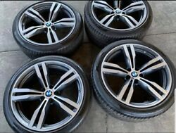 BMW 7 series G11/G12 & 5 series G30/G31 wheels and tires OEM 20  STYLE 648M
