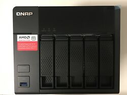 Qnap Ts-563-2g 30tb-red Nas Brand New With Disks X5 6tb Wd Red Nas Hard Drive