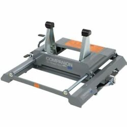 Bandw Hitches Rvb3370 Slider Base For 5th Wheel Trailer Hitch - 20000 Lbs. Gtw