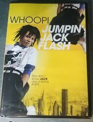 Jumpin Jack Flash Dvd 2013 Brand New Factory Sealed