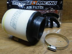 85-86 Honda Atc350x Air Filter Airfilter Cleaner W/ Free Clamp Fast Free Shippi