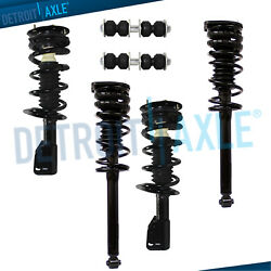 Pontiac Sunfire Chevrolet Cavalier Struts Assembly + Sway Bars Fits Front And Rear