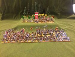 15mm Ancient DPS Premier Painted DBMM FOG ADLG Late Medieval Swiss Army DBMM479