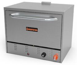 Sierra Srpo-24g Countertop Gas Oven Natural Gas Manual 24w