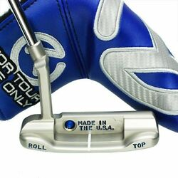 Scotty Cameron Tour putter 009 Master full 350g circle T roll with top
