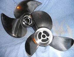 Volvo Penta F2 3857563 Duo Prop Stainless Steel Propeller Set For Dps Drive New