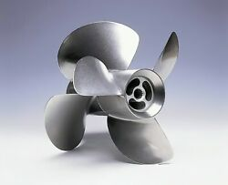 Volvo Penta F9 3851499 Duo Prop Stainless Steel Propeller Set For Dps Drive New