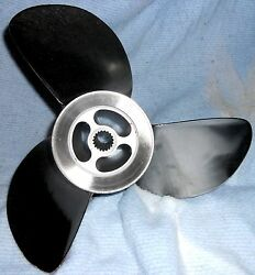 Volvo Penta F4 Duo Prop Stainless Steel Rear Propeller 3851474 For Dps Drive